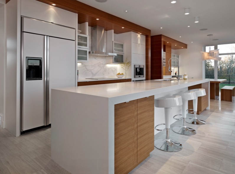 Top 10 Materials for Kitchen Countertops - Living Home Ideas