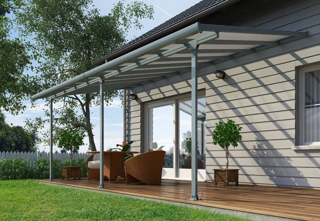 A Patio Cover Is Among The Most Appropriate Shading Options Available To  You In Modern Era. It Adds Up To The Lavish Feel Of Your Home And Are Easy  ...