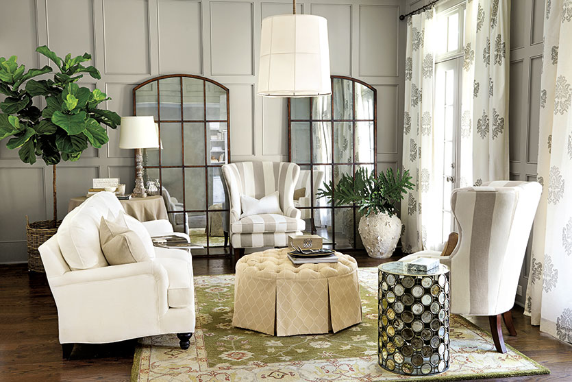 3 Ways to Decorate with Mirrors - Living Home Ideas