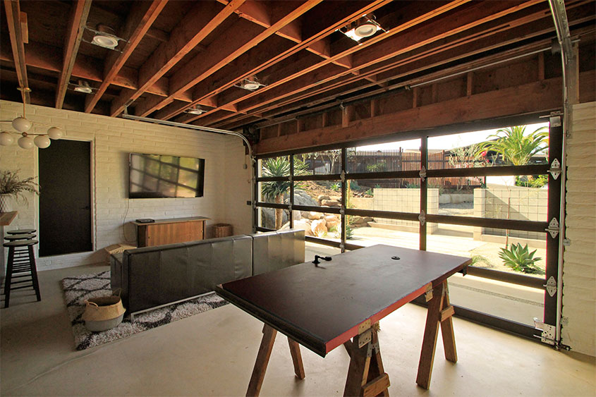 Converting Your Garage Into Living Space Living Home Ideas